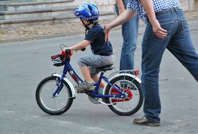 How to Teach a Child to Bike