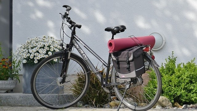 bicycle yoga mat