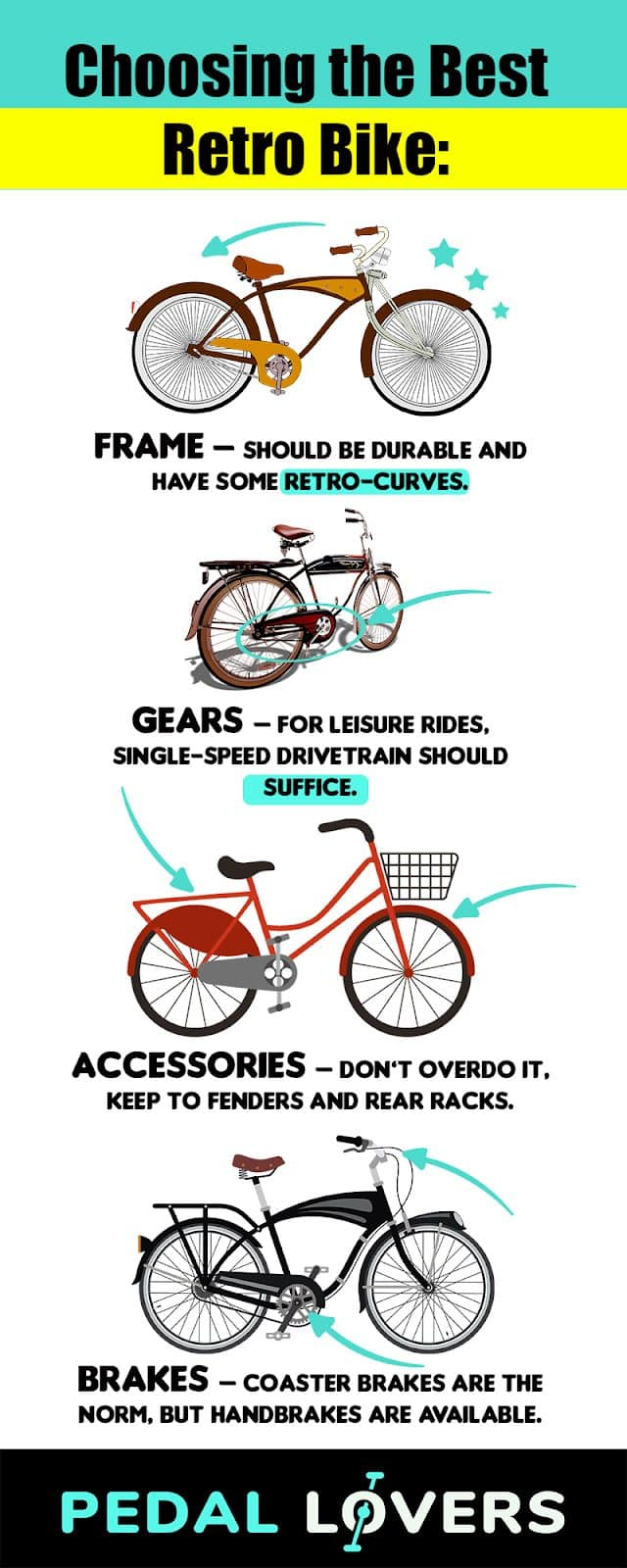 What is the best retro bike